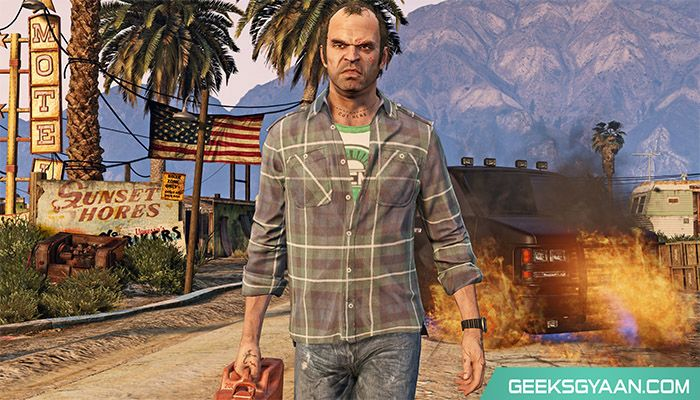 GTA5 pc system requirements