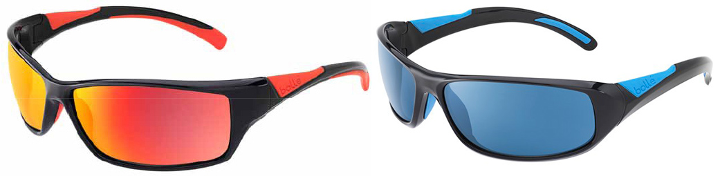 bolle polarized sunglasses auxn  Optional for a broad range of styles in the Bolle Sport Lifestyle series,  3-in-1 lens technology is available in four new-for-2013 sunglasses: Speed,  Swift,