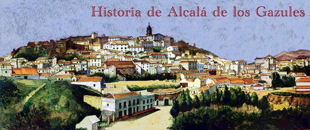 Historia de Alcalá de los Gazules