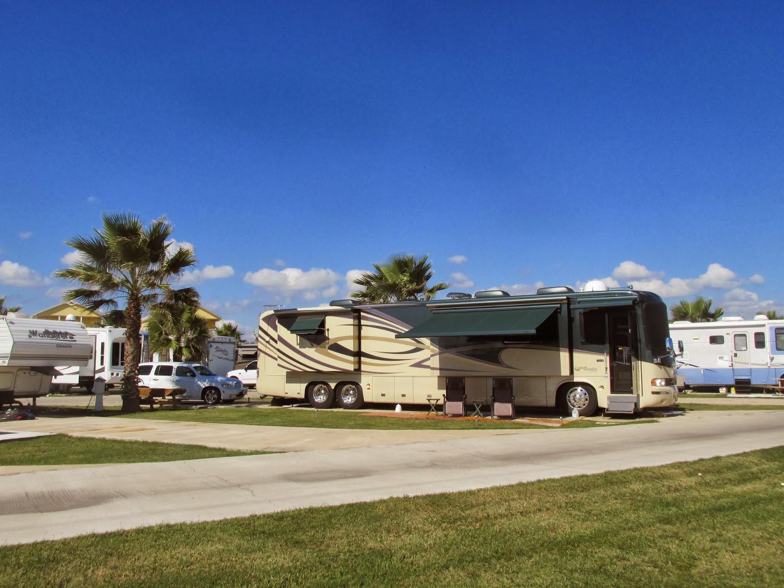 Touring Galveston