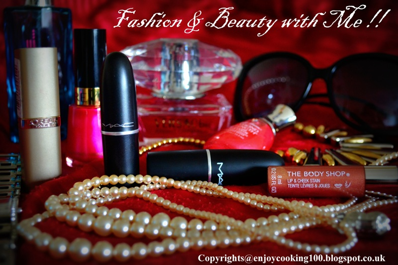 Fashion & Beauty with me !!!!!!