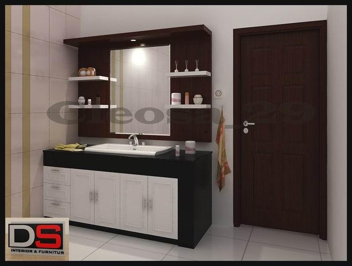 Cleosa fortopolio cermin wastafel for Wastafel kitchen set