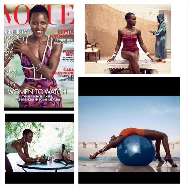 Ladiesfashionsense-Lupita Nyongo's Vogue Cover