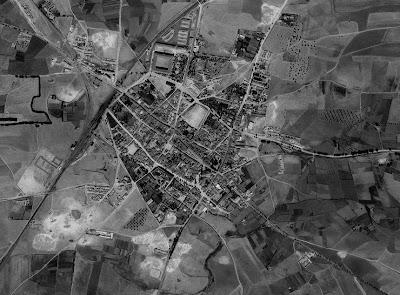 Abuelohara Leganes bn Vista aerea 1965