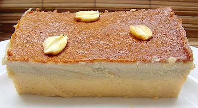 卵のカスタードケーキ✿Egg Custard Pudding