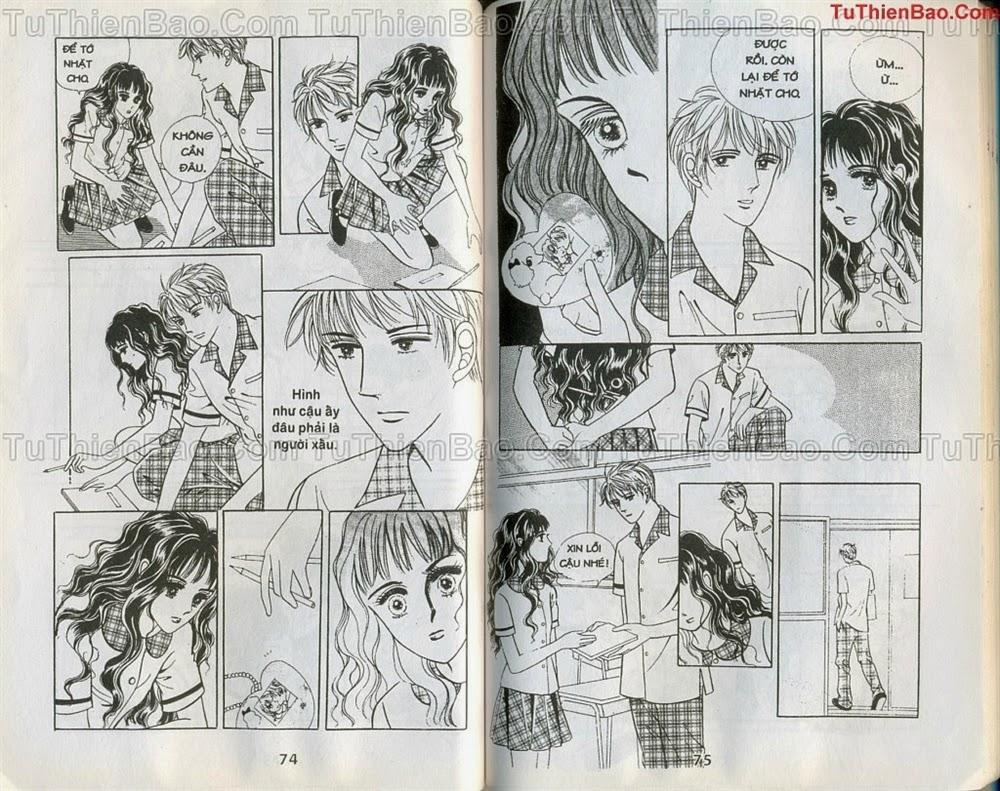 Nữ sinh chap 6 - Trang 38