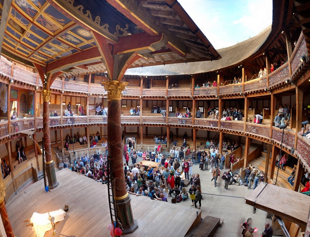 a history of the first staging of shakespeares macbeth at the old globe theatre in great britain