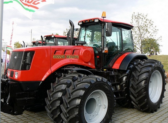 Трактор BELARUS-3022 (МТЗ-3022) - agro.md