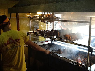 Caloocan branch lechon business opening