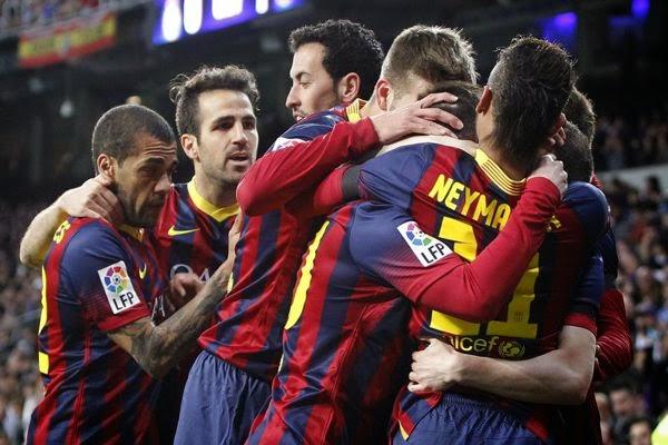 Barcelona-Clásico