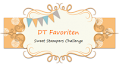 4 x Sweet Stampers DT Favourite