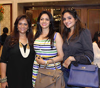 Kajol Devgan, Sridevi & Mandira at Araaish Fashion exhibition
