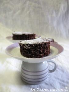 Torta al Cioccolato Senza Uova e Latte
