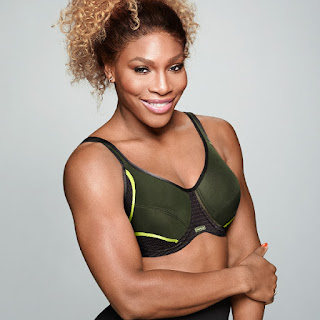 Australian Open - Serena Williams for Berlei melbourne boss of bounce myer bourke st