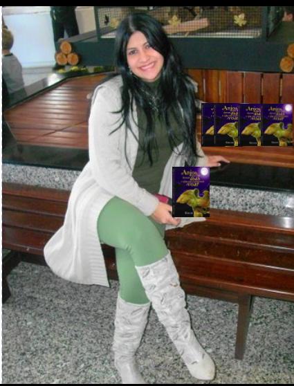 Jornalista Simone S. Lopes