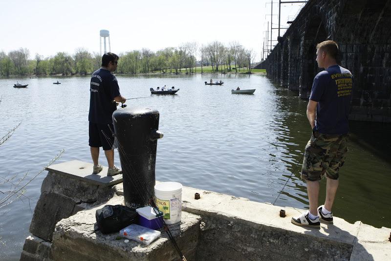 The average angler those delaware river regs for for Delaware river striper fishing