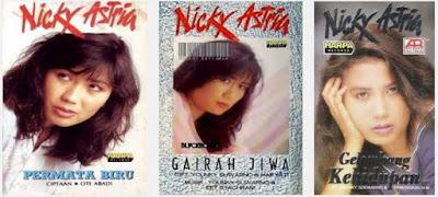 Lagu Kenangan Nicky Astria Mp3