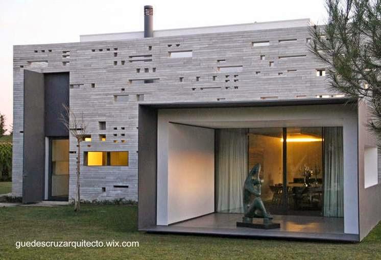 Residencia de estilo Contemporáneo arquitectura portuguesa actual