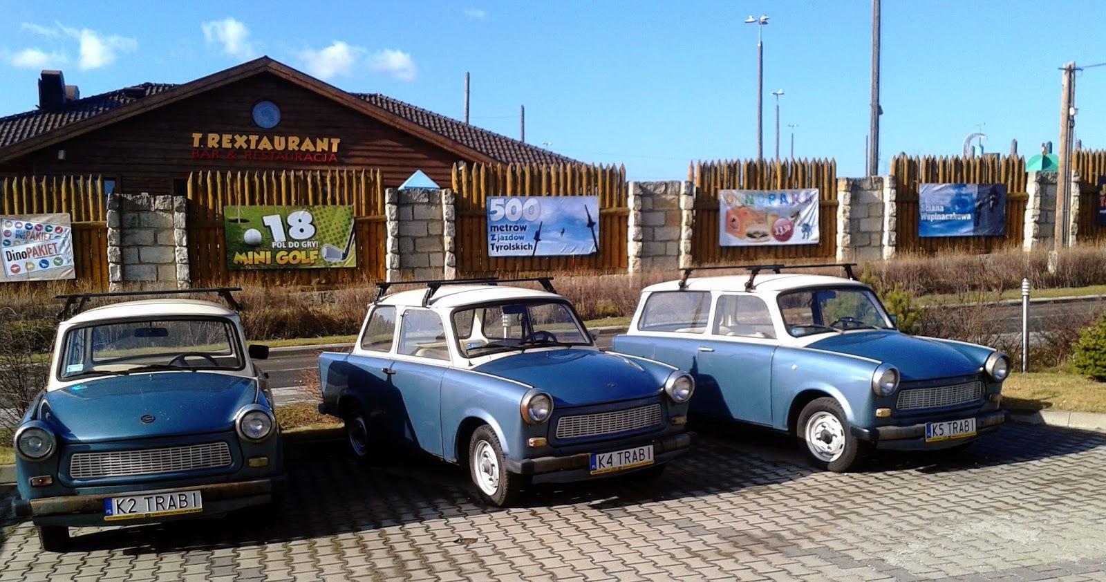 Wynajem samochodów - Inwałd Park Hotel