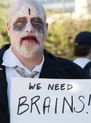 We need brains