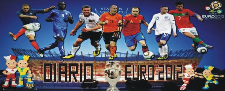 Diário Euro 2012