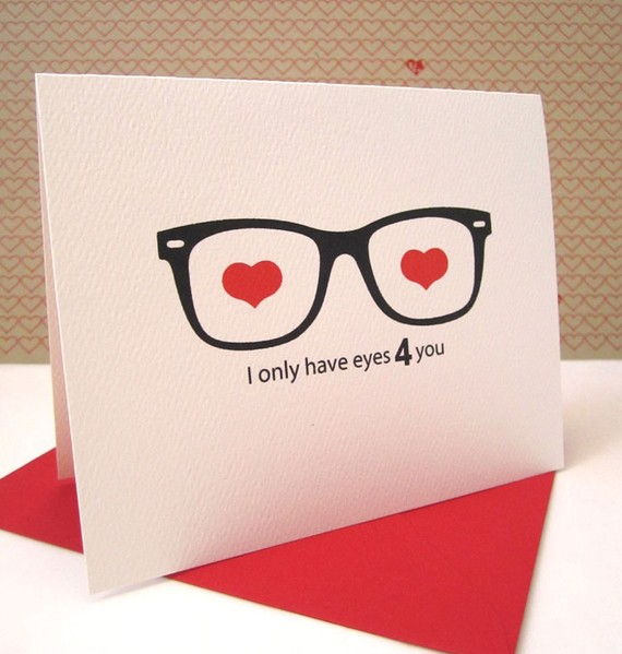 i love unique cards and etsy has loads of them here are some great options for the object of your affection this year