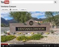 Video Tour of the 8 Ventana Canyon neighborhoods.