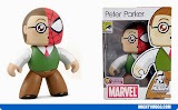 Peter Parker Marvel Mighty Muggs Exclusives