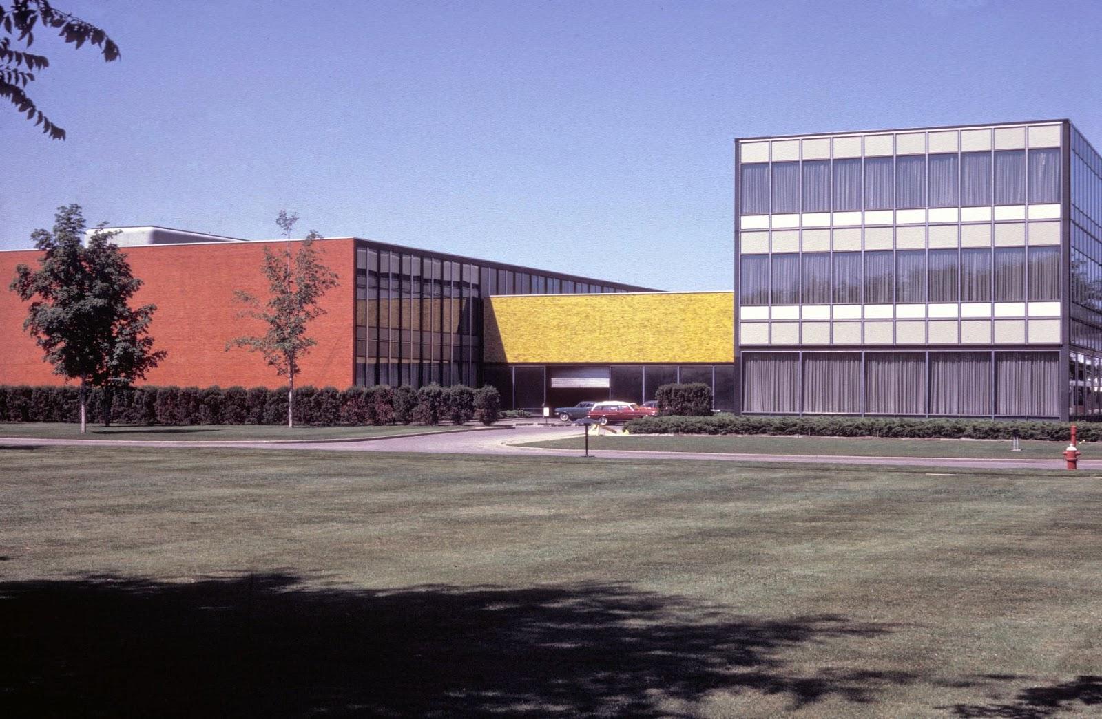 Artchist General Motors Technical Center In Michigan
