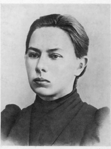 LA EMANCIPACIÓN DE LA MUJER ES POSICIÓN DEL PROLETARIADO Nadezhda-konstantinovna-krupskaya-russian-revolutionary-married-lenin-in-1898