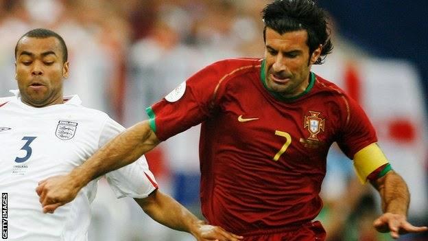 Luis Figo, FIFA, Sepp Blatter, Futera, Online, FWFOnline, game, cards, Ronaldo, Roberto Carlos, Zidane, Real Madrid