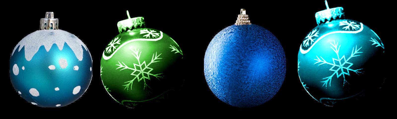 Adornos para navidad con fondo transparente para tus for Imagenes de bolas de navidad