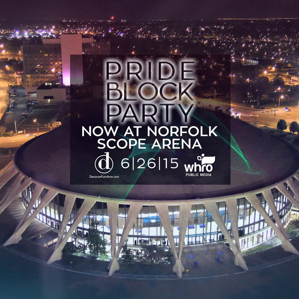 events with glory comes pride arena