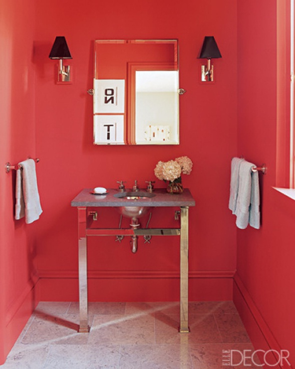 Ideas Para Decorar El Baño De Visitas:20 Ideas para el Baño de Visitas