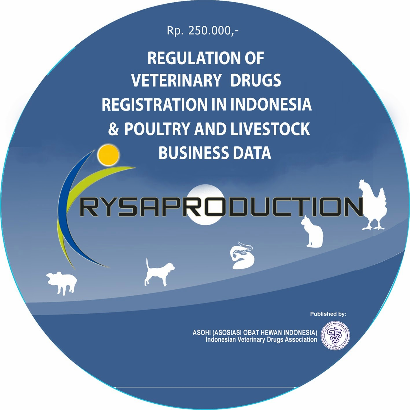 Regulation Of Veterinary Drugs Registration In Indonesia