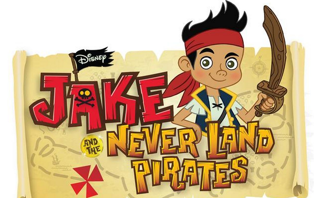 festa jake e os piratas da terra do nunca copie a vontade