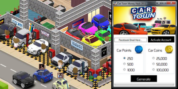 Car Town Money Hack | Car Points & Car Coins Hack