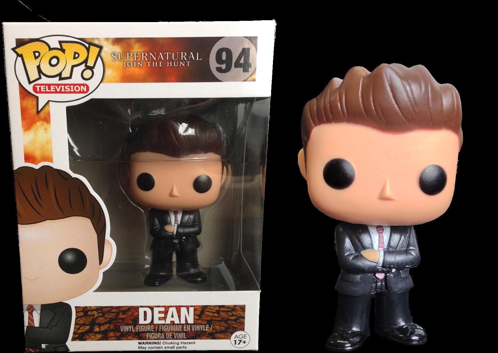 Funko Pop! FBI Dean Supernatural