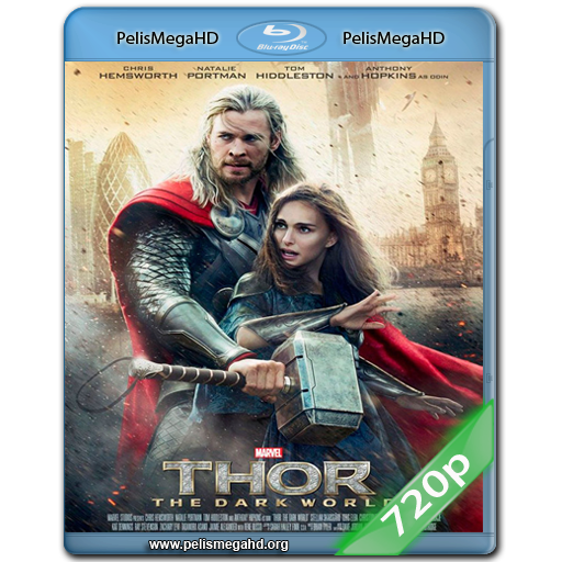 THOR 2: UN MUNDO OSCURO (2013)  720P HD MKV ESPAÑOL LATINO