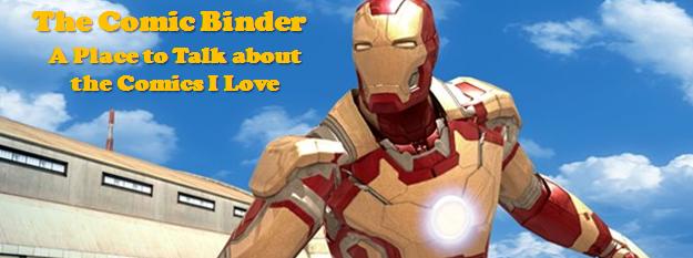 The Comic Binder
