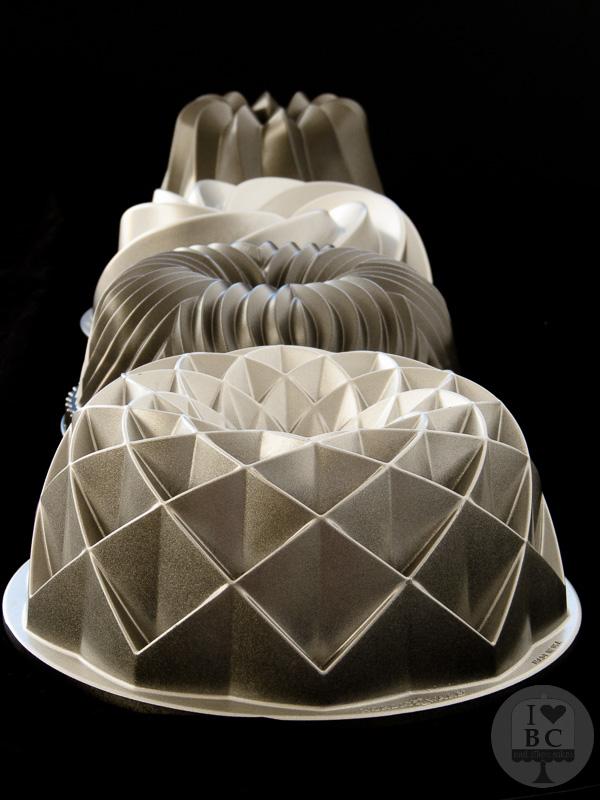Moldes Bundt Cakes