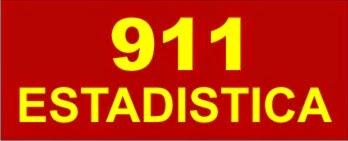 911 ESTADISTICA