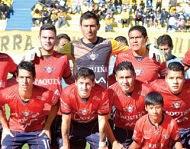 equipo cochabambino