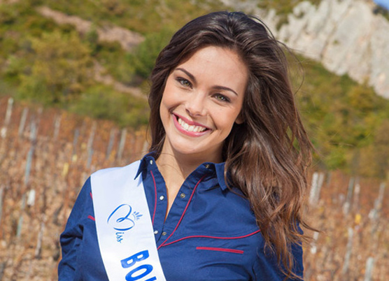 Marine Lorphelin Miss Bourgogne, Miss France 2013
