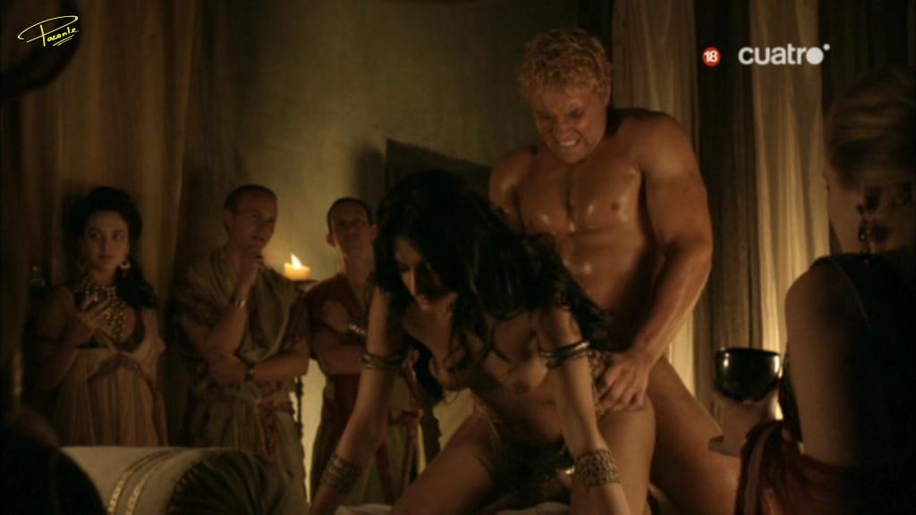 Série sexe spartacus sexe
