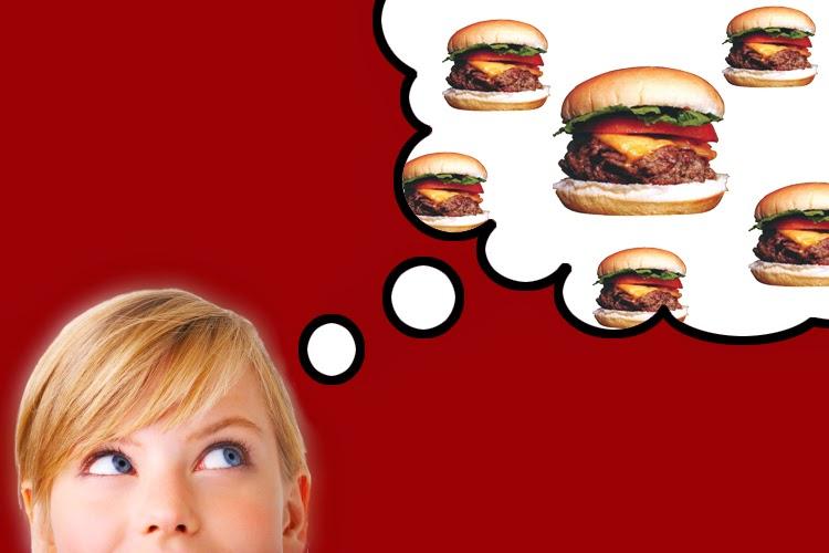 تخيل الطعام من اسرار الحصول على جسم مثالي
