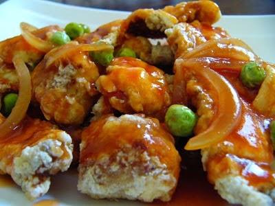 Cara Membuat Resep Masakan Gurame Asam Manis