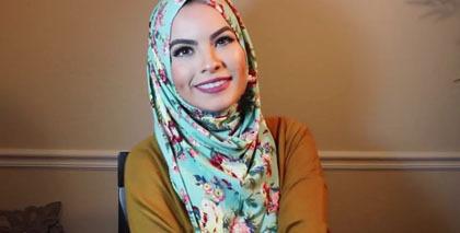 Tutorial Hijab Pashmina Omaya Zein (Hijabers Palestina)