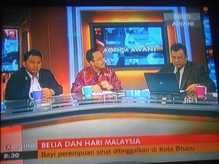 LIVE AGENDA AWANI (HARI MALAYSIA)