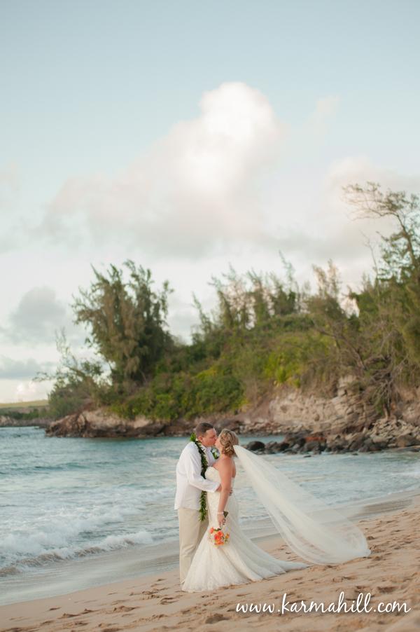 Emily Amp Wades Maui Beach Wedding By Simple Maui Wedding